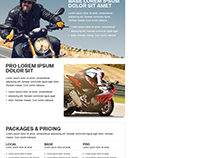 BMW Motorrad - Onepager