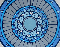 Mandala Series : Four Seasons