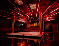 Interactive Clubbing Experience Jimmy Woo