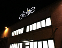 D'Elite Bedding / Brand Identity / Corporate