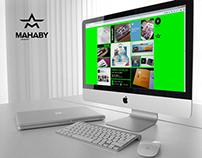 MAHABY DESIGN - Web Design