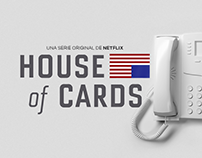 Netflix - House of Cards - Frank Quiere un Nobel.