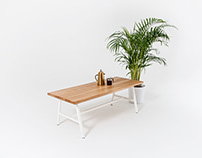 STUDIO LONG COFFEE TABLE