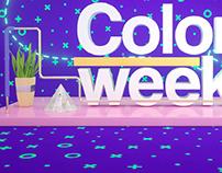 Color Week - IDAT 2018
