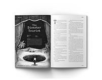 KLN- 'The Disaster Tourist (introduction illustration)