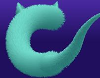 Realistic 3D Fur Effect