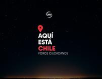 AQUÍ ESTÁ CHILE