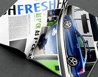 Offset Car Magazine