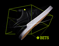 BETS | Footwear | Product Design & Development