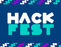 [Visual Identity] Hack Fest