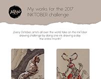 My Inktober 2017