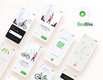EcoBike - Bicycle Rental App
