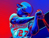 90's Sports - Vladimir Guerrero