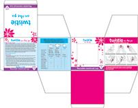 Twistie Box Design