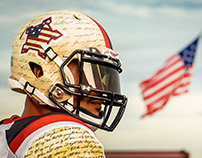 Maryland's Star-Spangled Banner Uniforms - PSD Textures