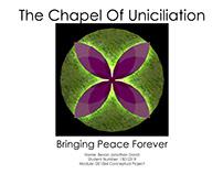 Conceptual Project - Chapel Of Uniciliation