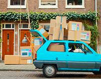 Leen Bakker | Moving house