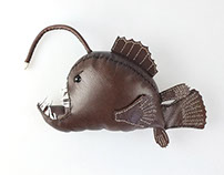 Leather Anglerfish