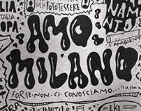 Amo Milano / Draw a song