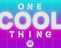 SVA: One Cool Thing
