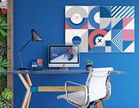Forma Station Studio Branding