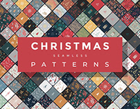 220 Christmas Holiday Patterns