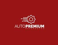 Auto Premium Reparadora   Identidade Visual