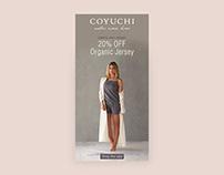 Coyuchi's Digital Campaign