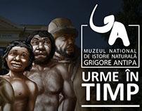 Urme în timp - Expoziție temporară - Muzeul Antipa