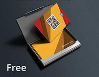 Business Card PSD Mockup v4