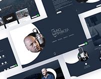 Website | Nuno Barbosa - Voz Off