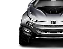 Fiat FCC4 2014 - Show car for Sao Paulo Motor Show