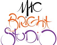 Mac Bright Studio Lettering