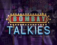 Bombay Talkies - Film Publicity Design