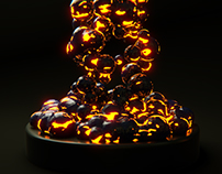 Lava Blobs