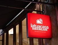 LaTuaCasa Immobiliare - Brand Identity