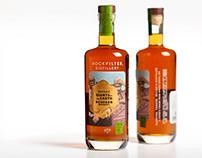 RockFilter Distillery Branding