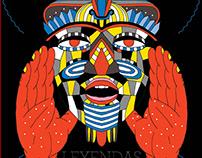 Libro Leyendas Mexicanas