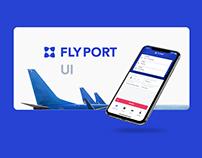 Flyport App UI