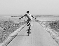 Bmx surfer by Pedro Melo