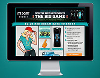 AXE Shower Gel | Website