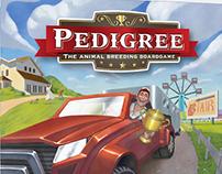 illustration of Pedigree- The Animal Breeeding Game