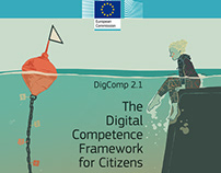 Digital Competencies by EUROPEAN COMISSION