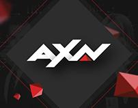 AXN: Lanzamiento Series