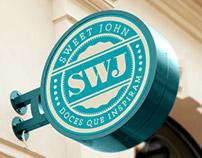 Identidade Visual | Sweet John