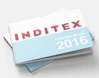 Informe anual INDITEX