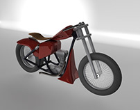 RUSH Motorcycle Brand