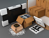 STYRO Customized Packing and Packaging