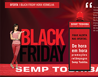 Black Friday Hora Vermelha
