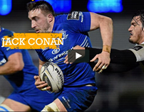 Leinster Rugby  - Interview Video
